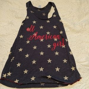 All American Girl Tank Top
